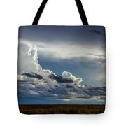 Last Storm Chase Of 2017 004 Tote Bag