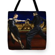 Last Tango In Paris Tote Bag