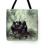 Last Time Out Tote Bag