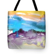 Late Afternoon 12 Tote Bag