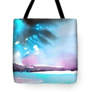 Late Afternoon 16 Tote Bag