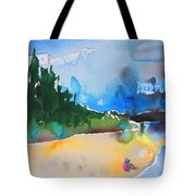 Late Afternoon 17 Tote Bag