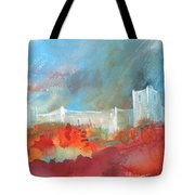 Late Afternoon 32 Tote Bag