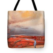 Late Afternoon 34 Tote Bag