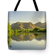 Late Afternoon At Rio Verde River Tote Bag