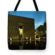 Late Afternoon At The East Wall.okcnm.2 Tote Bag