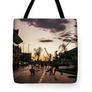 Late Afternoon. Tote Bag