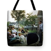 Late Afternoon Summer Party Tote Bag
