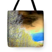 Late Autumn Tote Bag by Will Borden
