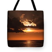 Late In The Day 1 Tote Bag