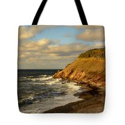 Late In The Day In Cheticamp Tote Bag
