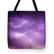 Late July Storm Chasing 082 Tote Bag