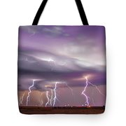 Late July Storm Chasing 086 Tote Bag