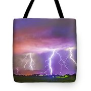 Late July Storm Chasing 087 Tote Bag