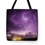Late July Storm Chasing 088 Tote Bag