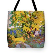 Late Morning Light Tote Bag
