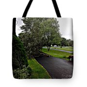 Late Morning Storm Tote Bag