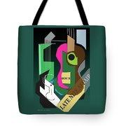 Late Nite Affair Tote Bag