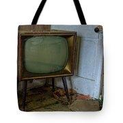 Late Show Tote Bag
