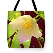 Late Spring Flower Tote Bag
