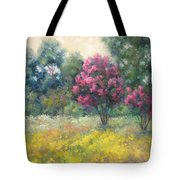 Late Summer - Ladybird Lake Trail Tote Bag