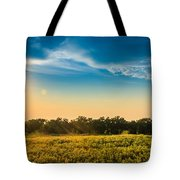 Late Summer Evening Tote Bag
