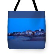 Late Summer Rockport Twilight Tote Bag
