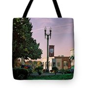 Late Sunday Afternoon Tote Bag