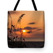 Late Sunrise 3 Tote Bag