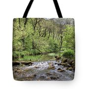 Lathkill River Tote Bag