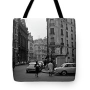 Latin Quarter Paris 3 Tote Bag