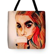Latte Anyone? Tote Bag