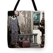 Latvian Photo Studio In The Beginning Of The 20th Century Tote Bag