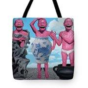 Laugh Heartily Tote Bag