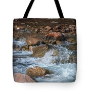 Laughing Water Tote Bag