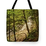 Laughing Whitefish Falls 2 Tote Bag
