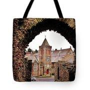 Launceston Castle South Gatehouse Tote Bag