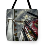 Launch Pad Tote Bag