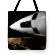 Launch Time Tote Bag