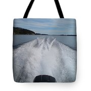 Launched Tote Bag