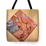 Laundrette - Tile Tote Bag