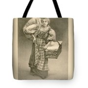 Laundry Delivery Tote Bag