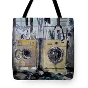 Laundry Room. Tote Bag