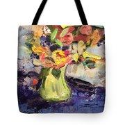 Laura's Antique Vase Tote Bag
