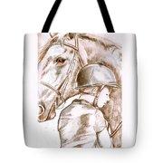 Laura's Horse Tote Bag