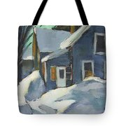 Laura's House Tote Bag