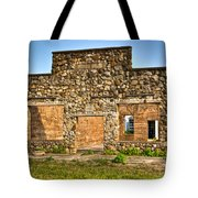 Lauratown Arkansas A Ghost Of The Past Tote Bag