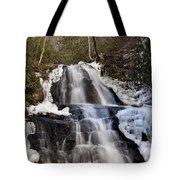 Laurel Falls In Gatlinburg Tennessee Tote Bag