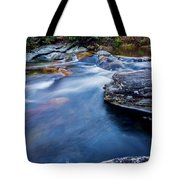 Laurel Flat, Nc - Waterfall Tote Bag