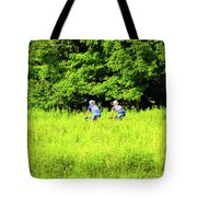 Laurel Hill Park Road Tote Bag